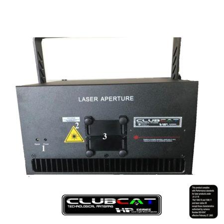 CLUBCAT HP RGB 10w 2 1